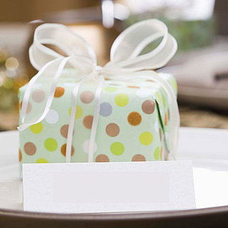 Bridal Shower Menu and Recipes
