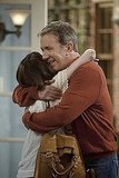 Molly Ephraim and Tim Allen in ABC's Last Man Standing.  Photo copyright 2011 ABC, Inc.