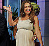 Pregnant Jessica Alba on The Tonight Show Pictures