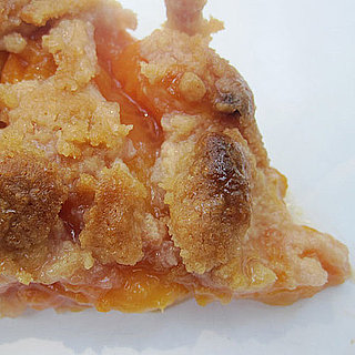 Peach Crumble Pie Recipe
