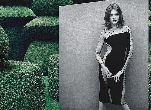 Stella McCartney Autumn Winter 2011 Ad Featuring Natalia Vodianova: Sheer, Sexy and Spotty! What's Your Call?