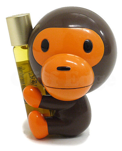Cute Nigo Monkey Nail Oil Holder