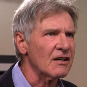 Harrison Ford Meets Chewbacca on Jimmy Kimmel Live