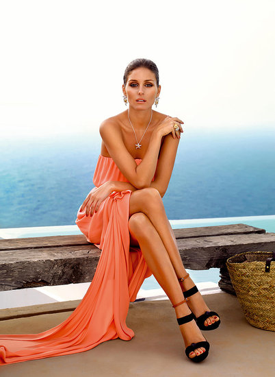 Olivia Palermo Is the New Face of Jewelry Brand Carrera y Carrera