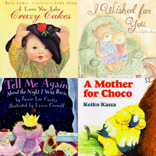 Tough Conversations: Kids' Books to Help Explain Adoption