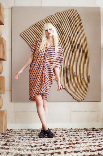 Kelly Wearstler Resort 2012