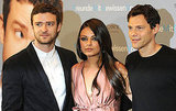 Mila Kunis Brings Her Friends With Benefits Blush to Berlin With Justin Timberlake