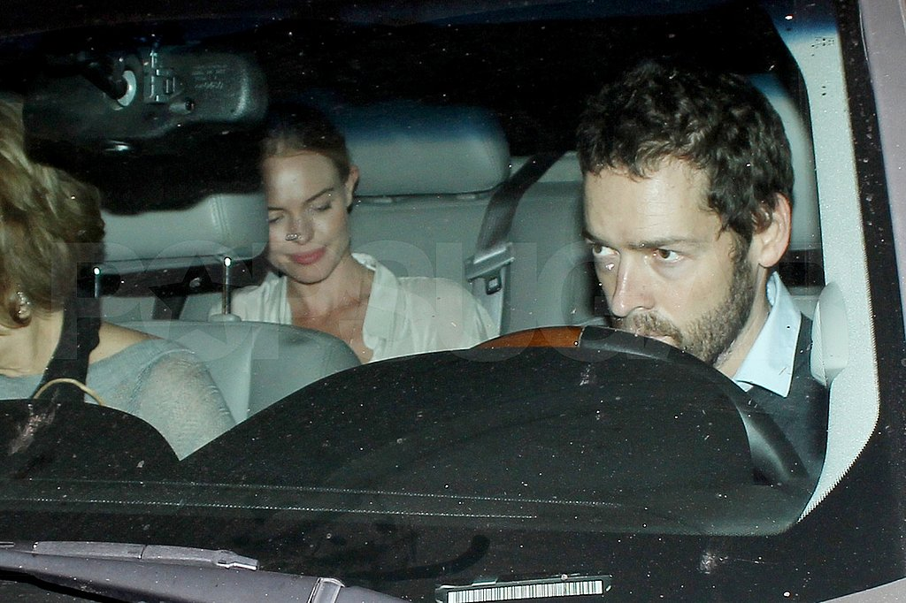 Newly Single Kate Bosworth Steps Out With Guy Friend Post Split
