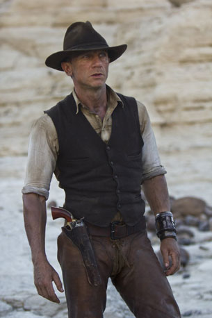 Jake Lonergan, Cowboys & Aliens