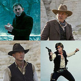 The Men of Cowboys & Aliens: Do, Dump, or Marry?