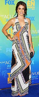 Nikki Reed Wears Etro to the 2011 Teen Choice Awards