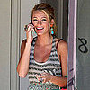 Blake Lively Filming Gossip Girl in LA Pictures