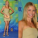 Cameron Diaz at 2011 Teen Choice Awards