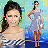 Nina Dobrev at 2011 Teen Choice Awards