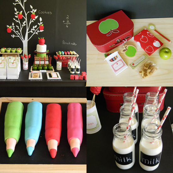 Get Kids Excited About the School Year With a Back-to-School Themed Party