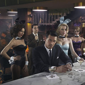 The Playboy Club and Mad Men Differences