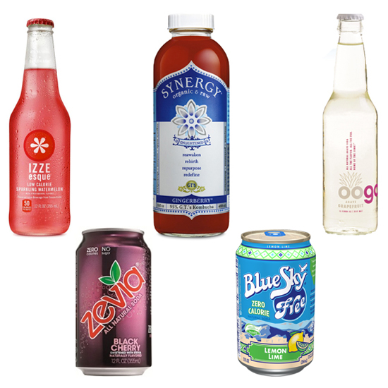 Nutritional Comparison: 5 Sugar-Free, All-Natural Sodas
