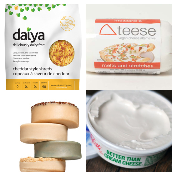Say Cheese! 5 Dairy-Free, Vegan Cheese Alternatives