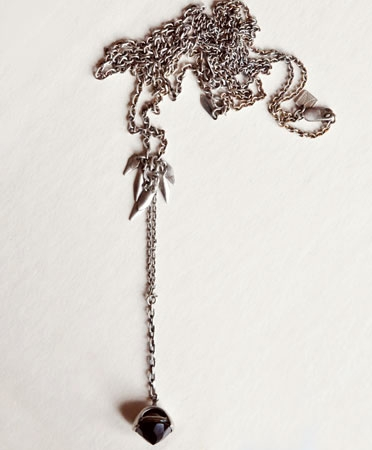 Emma Drop Necklace, $285
