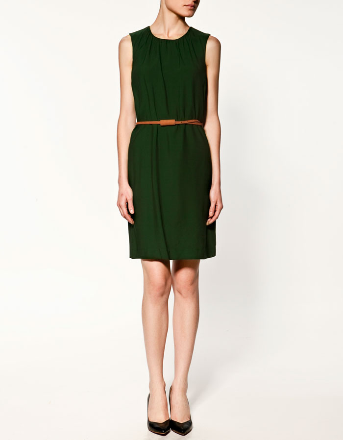 Sleeveless Dress, $79.90