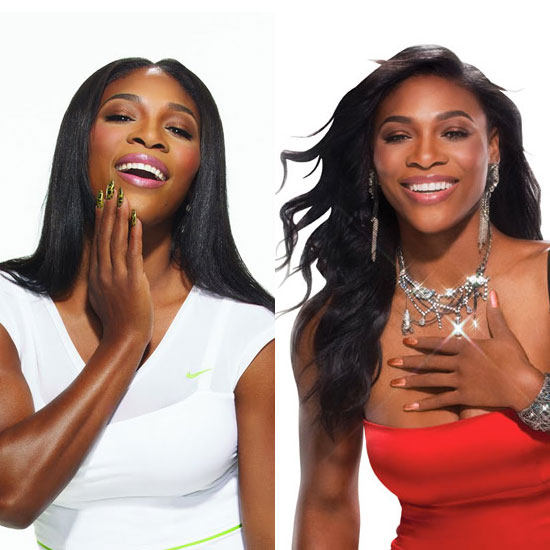 See Serena Williams&#039;s OPI Grand Slam Nail Polish Collection