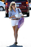 Reese Witherspoon back in LA.