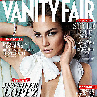 Jennifer Lopez Talks Split in September 2011 Vanity Fair