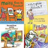 Children's Books About Going Back to School
