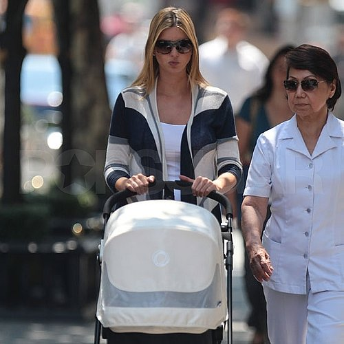 Ivanka Trump Pictures in NYC With Arabella Kushner