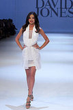 Miranda Kerr Hits the Runway For David Jones in a Tiny Swimsuit!