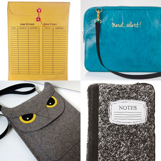 7 Quirky Laptop Cases For Back-to-School Fun