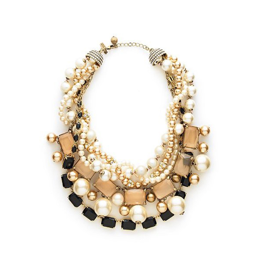 Kate Spade Pearl Street Statement Necklace, $448