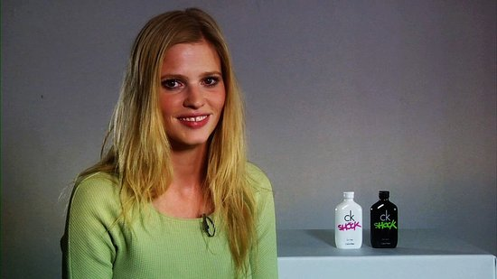 Model Lara Stone Shares Her Beauty Advice