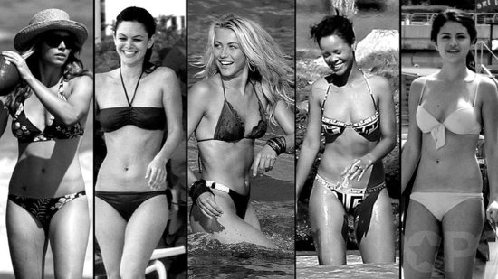 Video: From Selena to Jessica to Ashley — See the 7 Sexiest Starlets in Bikinis