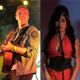 "Video of Chris Martin and Coldplay Singing Amy Winehouse's ""Rehab"""