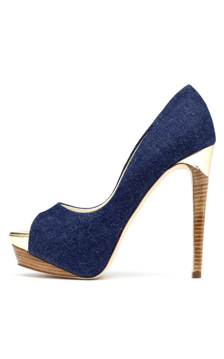 Denim Hydra Pump, $825