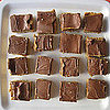Chocolate Peanut Butter Bar Recipe