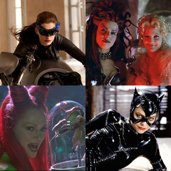 The Girls of Gotham City: Batman's Vixens and Villainesses