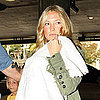 Kate Hudson Carries Baby Bing, Taking Off From LAX With Matthew and Ryder
