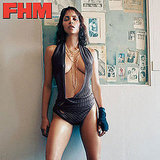 FHM scored Halle Berry for a November 2003 spread.