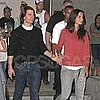 Tom Cruise and Katie Holmes Leaving a Katy Perry Concert