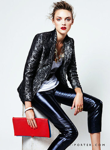 Net-A-Porter August Lookbook 2011