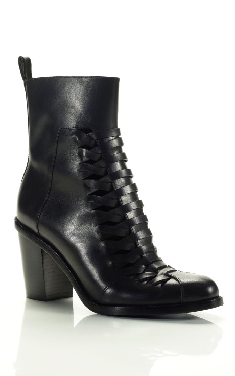 Alexander Wang Savannah Ankle Boot, $595