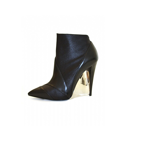 Casadei Wedge Bootie, $890