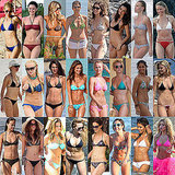 See Where Bar, Cameron, Katie, and More Ranked on Our Bikini Bracket!