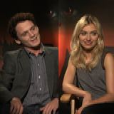Anton Yelchin and Imogen Poots on Fright Night: Video