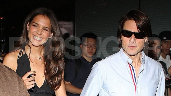 Video: Katie Holmes and Tom Cruise Have an Afterparty Date Night to Celebrate Her Big Premiere!