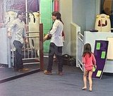 Tom Cruise and Suri Cruise in NYC.