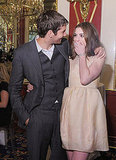 Anne Hathaway and Jim Sturgess at the One Day after party.
