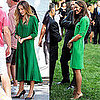Celebrities like SJP and Kate Middleton Wear Green